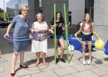 Landesrätin Barbara Schwarz freut sich mit Niederösterreichs Gemeinden und ihren Kindern auf eine schöne Ferienzeit.
