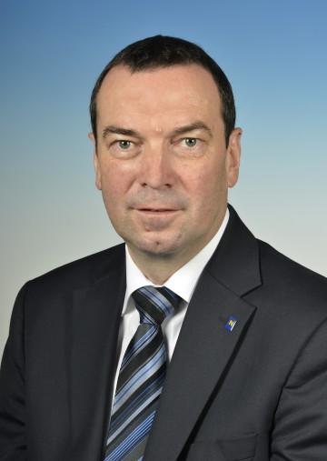 Neuer Bezirkshauptmann in Lilienfeld: Mag. Franz Kemetmüller.