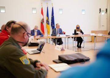 In Niederösterreich wird am 9. und 10. Jänner ein weiterer Flächentest stattfinden, gab LH-Stellvertreter Stephan Pernkopf nach einer Lagebesprechung im NÖ Landhaus bekannt.