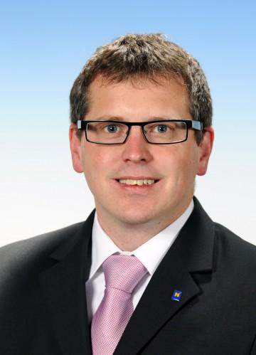 Neuer Leiter der Abteilung Allgemeine Förderung: Ing. Mag. Florian Morgenbesser.