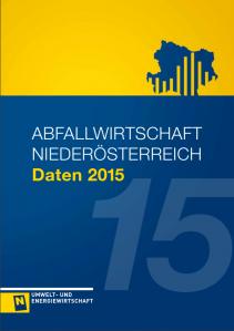 Abfallwirtschaftsbericht 2015