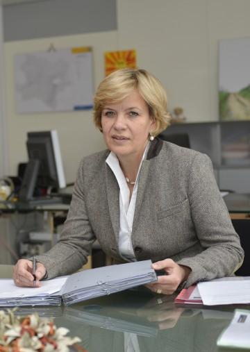 Landesrätin Mag. Barbara Schwarz präsentierte die NÖ Urlaubsaktion für Hauptpflegepersonen.