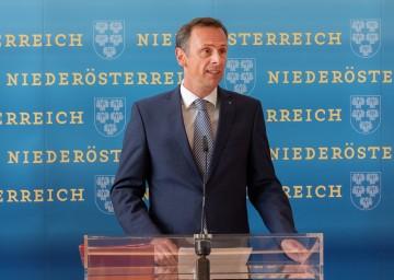 Tourismus- und Wirtschafts-Landesrat Jochen Danninger