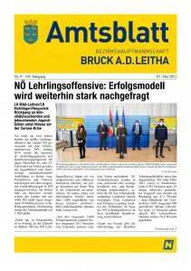 Amtsblatt BH Bruck/Leitha