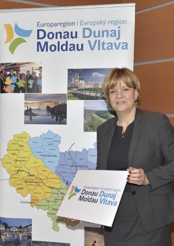 Morgen übernimmt Landesrätin Mag. Barbara Schwarz für ein Jahr lang den Vorsitz für Niederösterreich in der Europaregion Donau-Moldau (EDM).