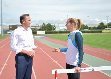 Bei der Sportstrategie 2025 können sich alle aktiv einbringen.