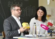 Pressekonferenz zum Start ins neue Schul- und Kindergartenjahr