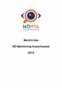 Bericht des NÖ Monitoring-Ausschusses 2014 Broschüre