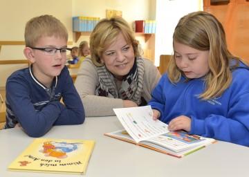 Landesrätin Barbara Schwarz freut ich über Investitionen in Schul- und Kindergartenbauten in Niederösterreich