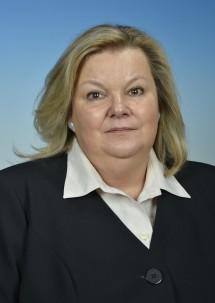 Dr. Irmgard Lechner, Leiterin der Abteilung Gesundheitswesen