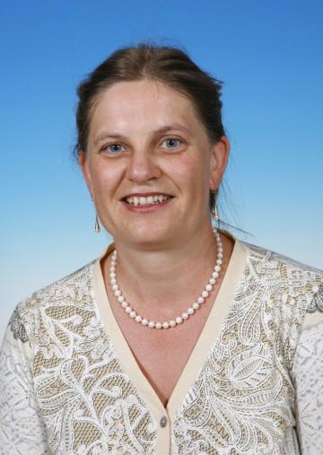 Anna-Margaretha Sturm übernimmt mit 1. Dezember die Leitung der Abteilung Gemeinden und der Gruppe Innere Verwaltung.