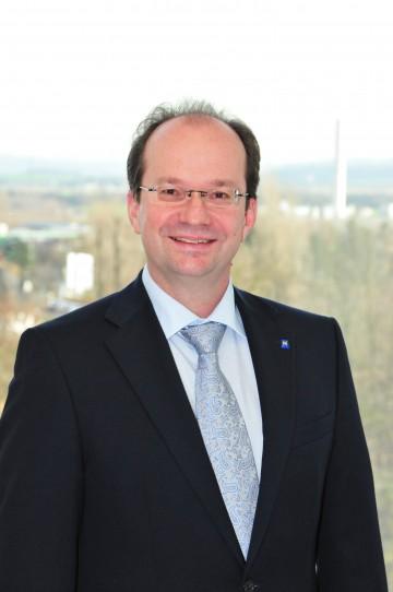 Neuer Leiter des NÖ Gebietsbauamtes in Mödling: DI Peter Allen