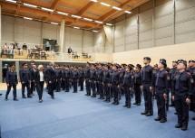 Polizei-Angelobungs- und Ausmusterungsfeier in St. Pölten