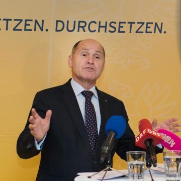 Landeshauptmann-Stellvertreter Mag. Wolfgang Sobotka stellte die neuen Weiterbildungsangebote des Landes Niederösterreich vor.
