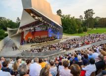 Am gestrigen Freitagabend wurde das 15. Grafenegg Festival unter der künstlerischen Leitung von Rudolf Buchbinder eröffnet
