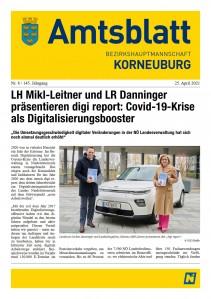 Amtsblatt BH Korneuburg