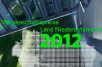 Wissenschaftspreise des Landes Niederösterreich 2012