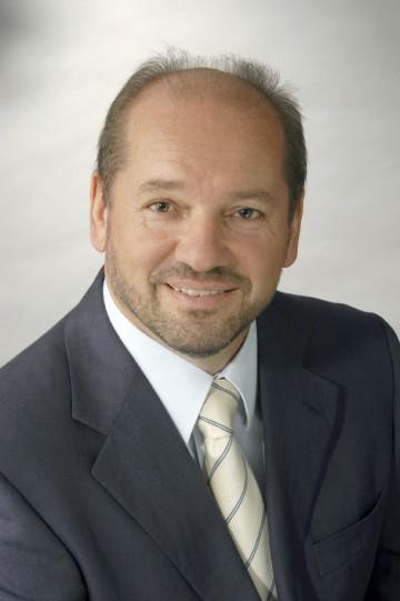 Bezirkshauptmann Dr. Heinz Zimper