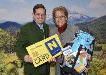 Prof. Christoph Madl, Geschäftsführer der Niederösterreich-Werbung, und Landesrätin Dr. Petra Bohuslav informierten heute, 3. Jänner, in St. Pölten über die jüngsten Entwicklungen im niederösterreichischen Tourismus.