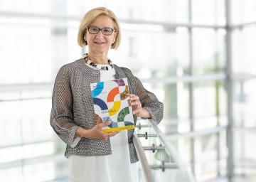 Landeshauptfrau Johanna Mikl-Leitner zieht eine Zwischenbilanz zum Kultursommer.