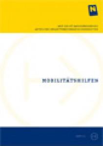 NÖ Landesverkehrskonzept, Heft 23; Mobilitätshilfen - Broschüre