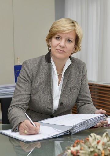 Landesrätin Mag. Barbara Schwarz freut sich über den Ausbau der schulischen Tagesbetreuung in Niederösterreich.