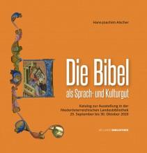 Hans-Joachim Alscher, Die Bibel als Sprach- und Kulturgut