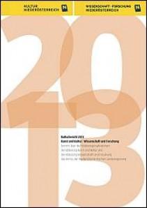Kulturbericht 2013