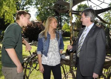 """Landesrat Mag. Karl Wilfing: \""""Beteiligung junger Menschen entscheidend für positive Entwicklung der Gesellschaft.\"""""""