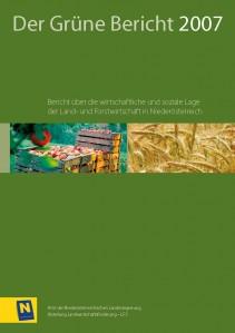 Der Grüne Bericht 2007