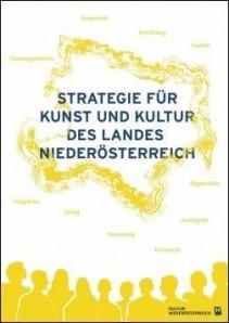 Strategie für Kunst und Kultur des Landes Niederösterreich Broschüre