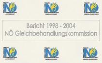 Bericht der NÖ Gleichbehandlungskommission 1998-2004 Broschüre