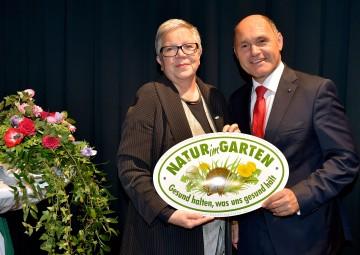 Christa Ringkamp, Landeshauptmann-Stellvertreter Wolfgang Sobotka