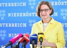 """Mikl-Leitner: """"Neue Herausforderungen brauchen neue Antworten."""""""