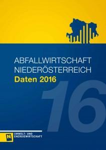 Abfallwirtschaftsbericht 2016