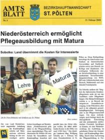 Amtsblatt BH St. Pölten