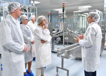 Landeshauptfrau Johanna Mikl-Leitner und Landesrat Jochen Danninger: NÖ Forschungsförderung ermöglicht heute die Ideen von morgen.