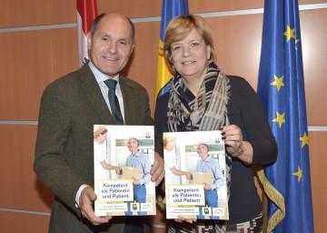 Landesrätin Mag. Barbara Schwarz und Landeshauptmannstellvertreter Mag. Wolfgang Sobotka präsentierten aktuelle Daten sowie einen Bedarfsplan für die Unterstützung von Menschen mit Behinderung.