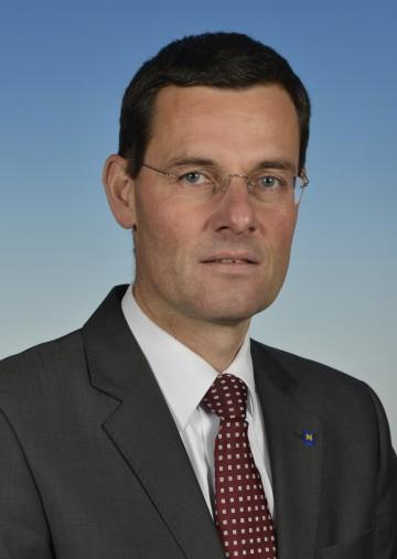 Neuer Bezirkshauptmann in Gmünd: Mag. Stefan Grusch