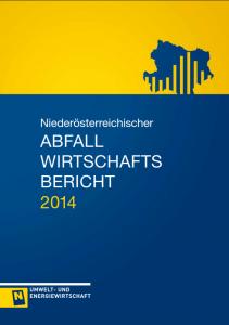 Abfallwirtschaftsbericht 2014