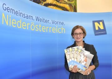Landeshauptmannstellvertreterin Mag. Johanna Mikl-Leitner präsentierte in St. Pölten eine am 1. Jänner 2017 in Kraft tretende Reform des NÖ Wohnzuschusses