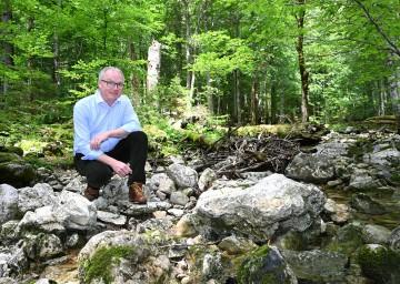 Für LH-Stv. Stephan Pernkopf bietet Niederösterreich eine außergewöhnliche Natur- und Artenvielfalt vor der Haustüre.