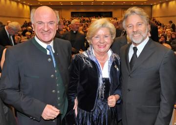 Die literarische Gestaltung des festlichen Abends in Grafenegg übernahm der Schauspieler Adi Hirschal.