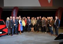 Jubiläumsfeier der Volkshilfe Niederösterreich mit zahlreichen Gästen.
